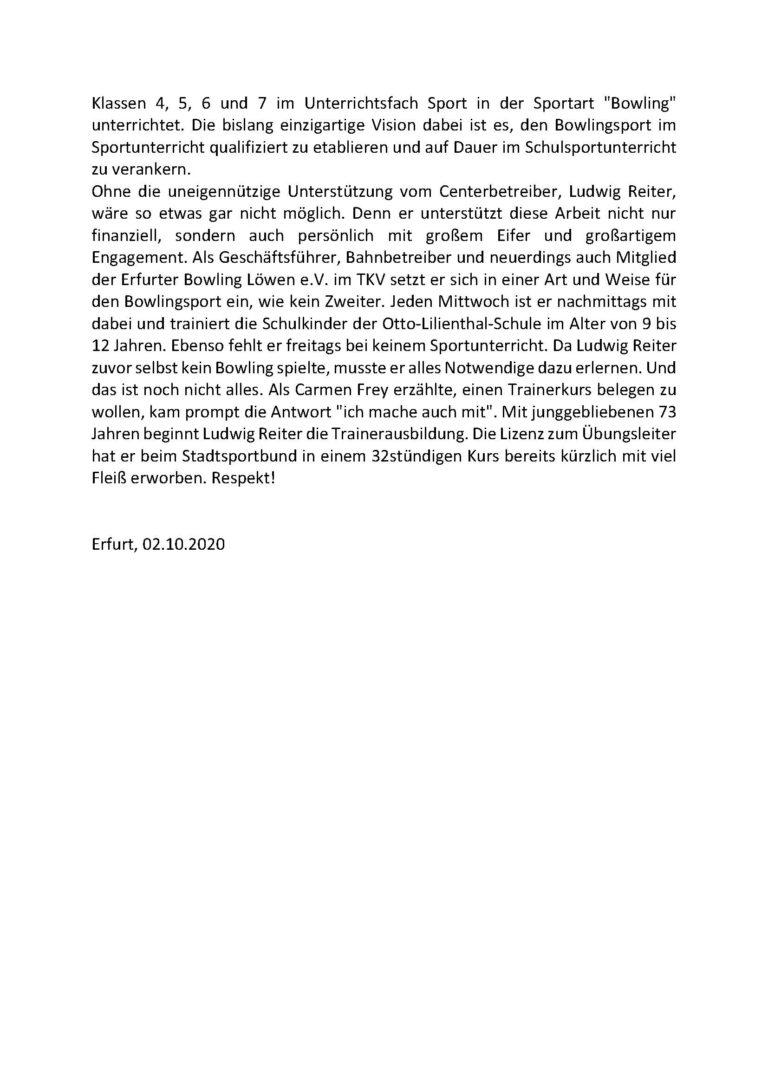 Laudatio des TKV Präsidenten Jürgen Franke anlässlich der Ehrung des TKV an Herrn Ludwig Reiter_Seite_2